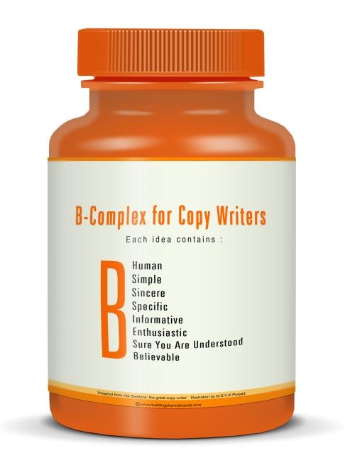 B-Complex for Copywriters