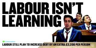 The Labour is not learning