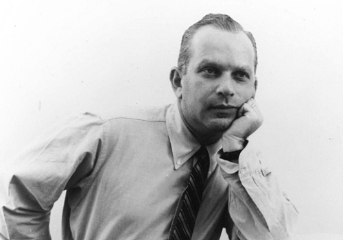 William Bernbach (August 3, 1911 - October 2, 1982)
