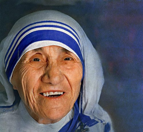 Mother Teresa (August 26, 1910 - September 5, 1997)