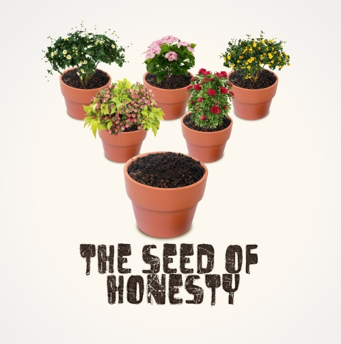 the seed of honesty
