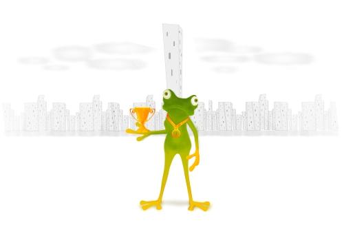 Frog Winer