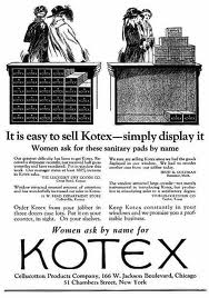 Kotex Display