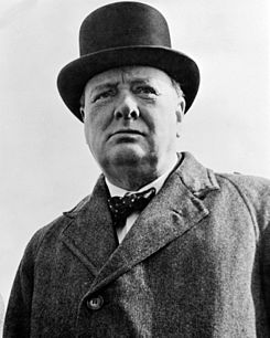 Sir Winston Churchill (November 30, 1984 - January 24, 1965)