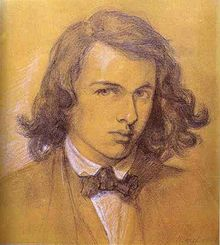 Dante Gabriel Rossetti (May 12, 1828 - April 9, 1882)