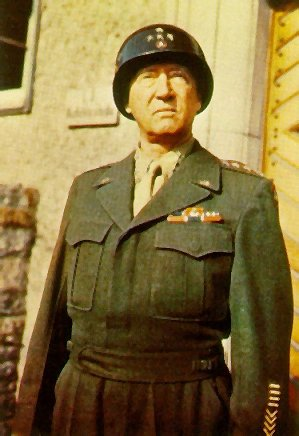 George Smith. Patton Jr. (November 11, 1885 - December 21, 1945)