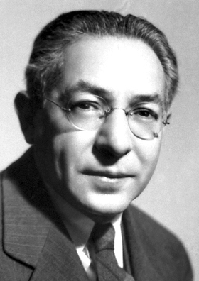 Isidor Isaac Rabi (July 29, 1898 - January 11, 1988)