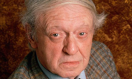 Anthony Burgess (February 25 - November 22 1993)